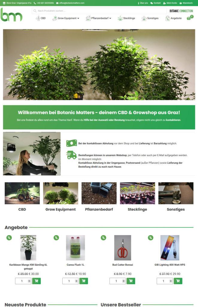 Botanicmatters
